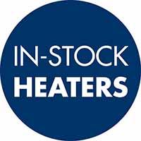 In Stock Heaters on Sale