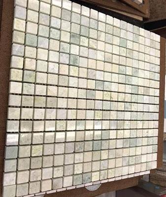 In-Stock marble granite at Clarks Building & Decorating Center in Hot Springs, Arizona